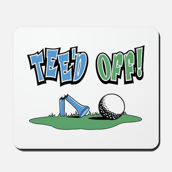 Golf11 Mousepad