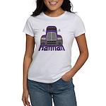 Trucker Hannah Women's T-Shirt