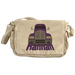 Trucker Hannah Messenger Bag