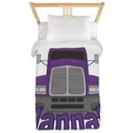 Trucker Hannah Twin Duvet
