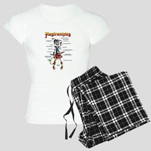 Playtronizing Man Women's Light Pajamas