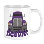 Trucker Heather Mug