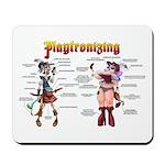 Playtronizing Duo Mousepad