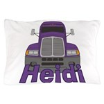 Trucker Heidi Pillow Case