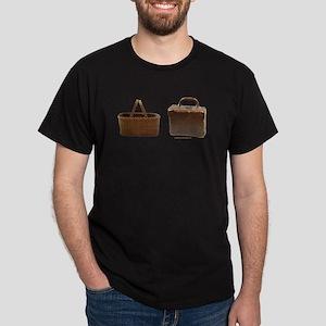 Basket Case Black T-Shirt