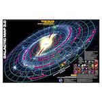 Galactic Map 3.0 Large