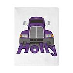 Trucker Holly Twin Duvet
