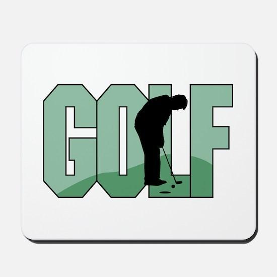 Golf16 Mousepad