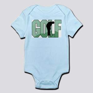Golf16 Infant Creeper