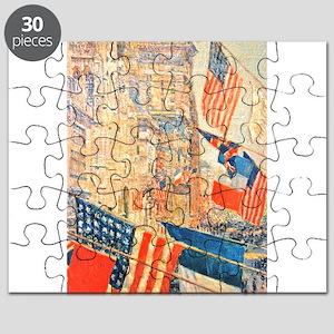 Famous Paintings: Celebration! Puzzle