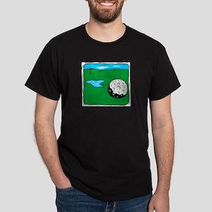 Golf19 Black T-Shirt