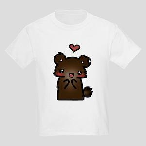 ldshadowlady bear Kids Light T-Shirt