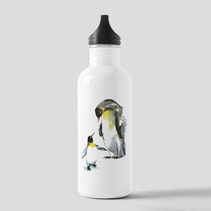 Parent-child Penguin Stainless Water Bottle 1.0L