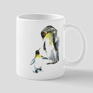 Parent-child Penguin 11 oz Ceramic Mug