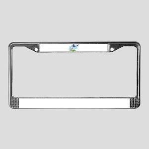 Golf24 License Plate Frame