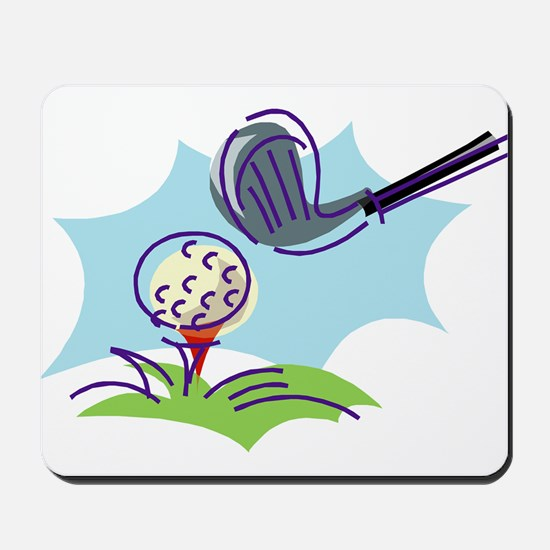 Golf24 Mousepad