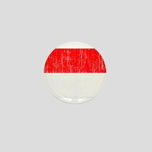 Indonesia Flag Mini Button
