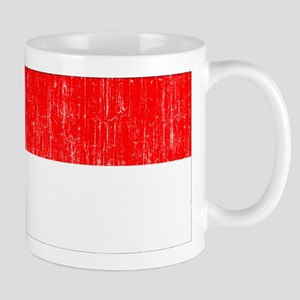 Indonesia Flag Mug