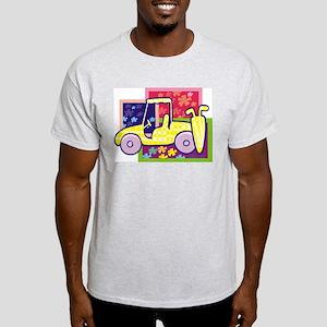 Golf26 Ash Grey T-Shirt