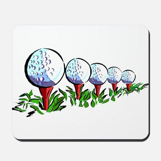 Golf27 Mousepad