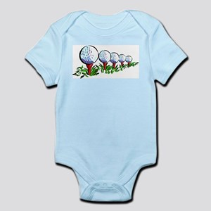 Golf27 Infant Creeper