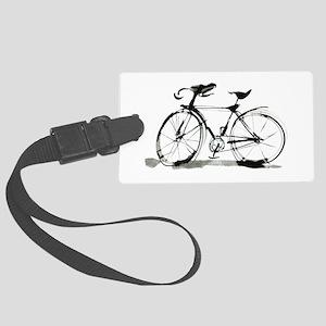 Bicycle Large Luggage Tag