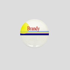 Brandy Mini Button