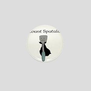 Count Spatula Mini Button