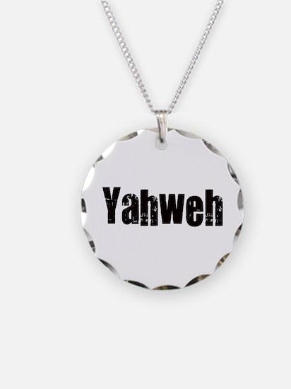 Yahweh Necklace