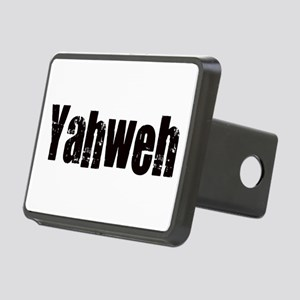 Yahweh Rectangular Hitch Cover