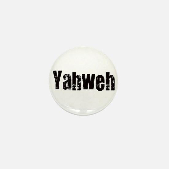 Yahweh Mini Button