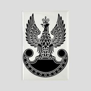 Polish SF Insignia Rectangle Magnet