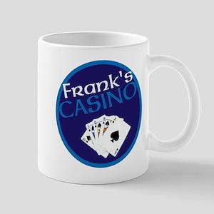 Personalized Casino Mug