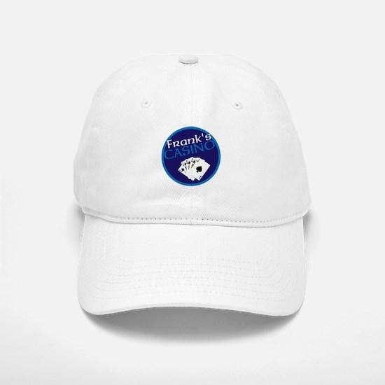 Personalized Casino Baseball Baseball Cap