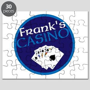 Personalized Casino Puzzle