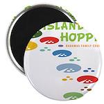 Island Hoppers Magnet