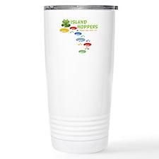 Island Hoppers Stainless Steel Travel Mug