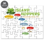 Island Hoppers Puzzle