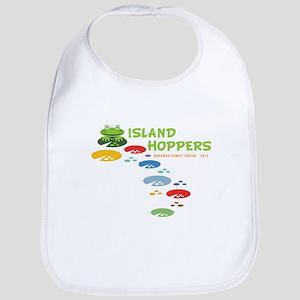 Island Hoppers Bib