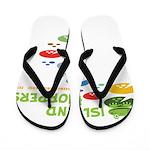 Island Hoppers Flip Flops