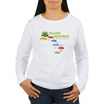 Island Hoppers Women's Long Sleeve T-Shirt