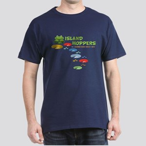 Island Hoppers Dark T-Shirt