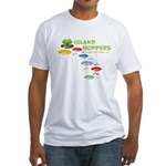 Island Hoppers Fitted T-Shirt