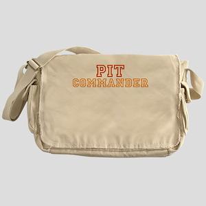 Pit Commander Messenger Bag