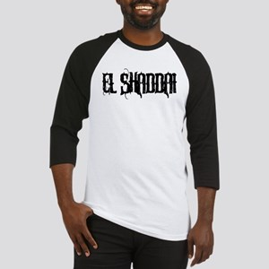 El Shaddai Baseball Jersey