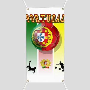 Portugal Futebol Banner