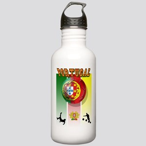 Portugal Futebol Stainless Water Bottle 1.0L
