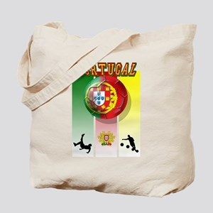 Portugal Futebol Tote Bag