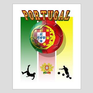 Portugal Futebol Small Poster