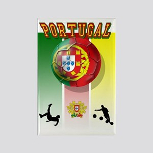 Portugal Futebol Rectangle Magnet
